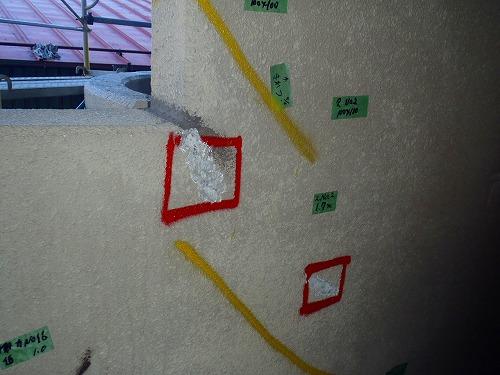 01 廊下外壁