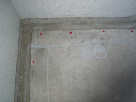 廊下床調査03