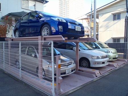 01 機械式駐車場 ①