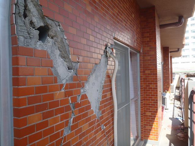 05 バルコニーの外壁