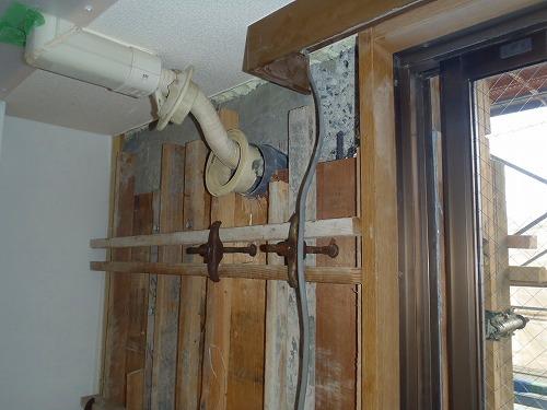 04 バルコニー室内側型枠組み03