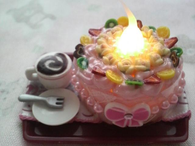 ケーキRED