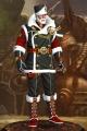 ブラッククリスマスサンタクロースファイターセット
