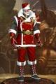 レッドクリスマスサンタクロースファイターセット