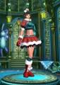 レッドクリスマスバニーミスティックセット