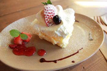 いちごのショートケーキ2