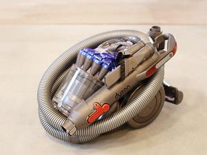120128ダイソン掃除機dc22デザイン家電