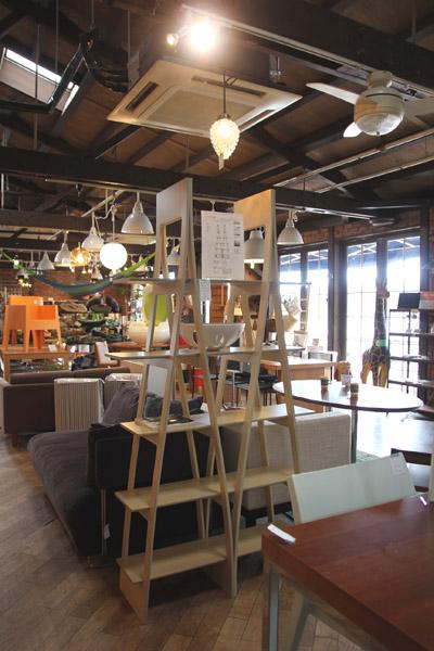 E&Y 店舗用ディスプレー家具 飾り棚  インテリア