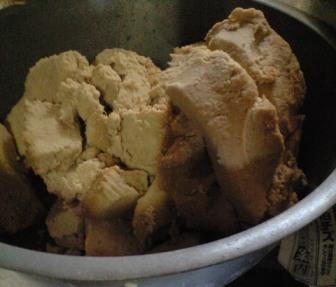 2010-3-21-味噌作り2日目1