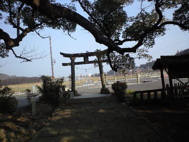 2011-2-5-椿八幡神社2