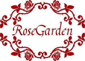 Rose garden ロゴ