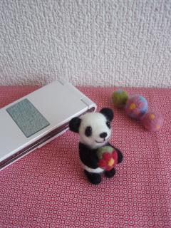 パンダ携帯と