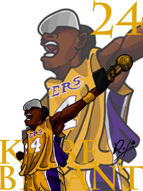 Kobe Bryant #2