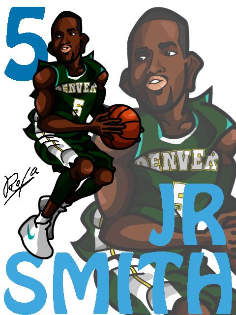 JR・Smith