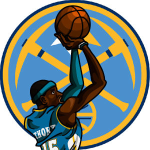 Nuggets Logo #3