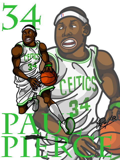 Paul Pierce #2