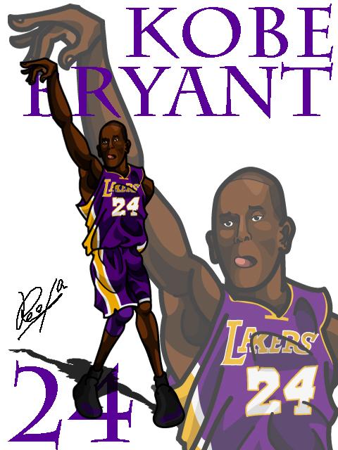 Kobe Bryant #3 Away
