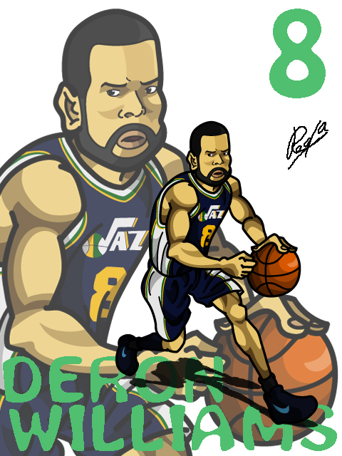Deron Williams #2
