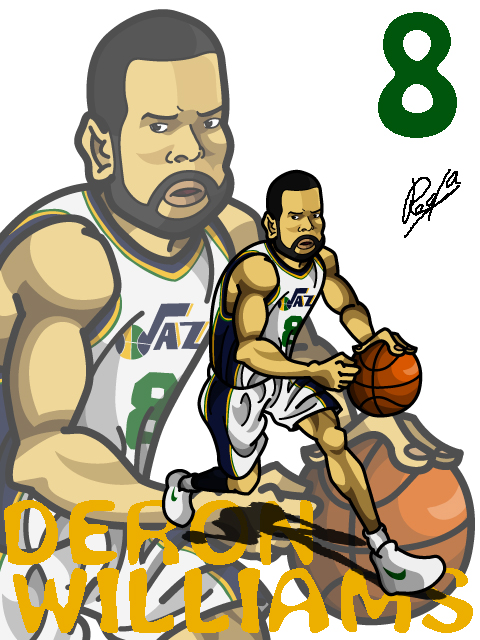 Deron Williams #2 Home