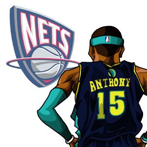 Carmelo Anthony Blog #2