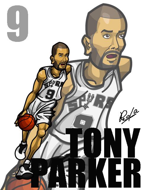 Tony Parker Home