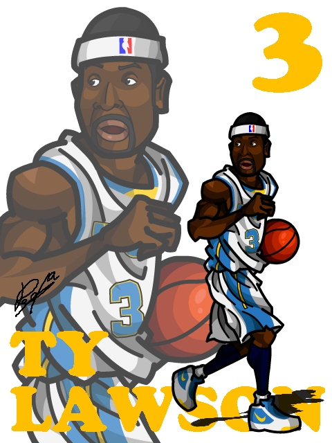 Ty Lawson Home
