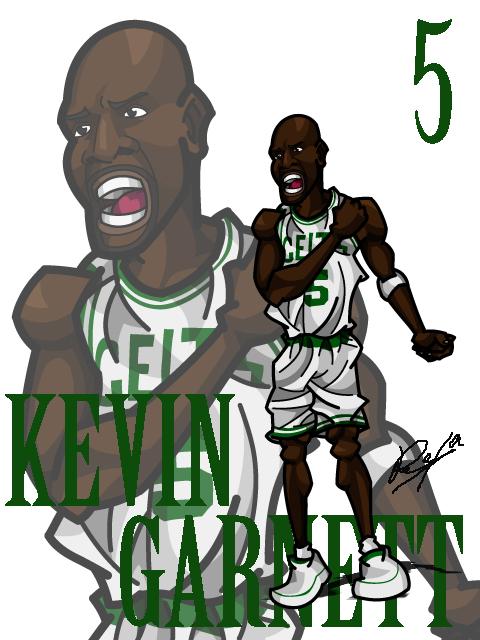 Kevin Garnett Home