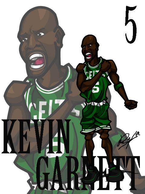 Kevin Garnett Away