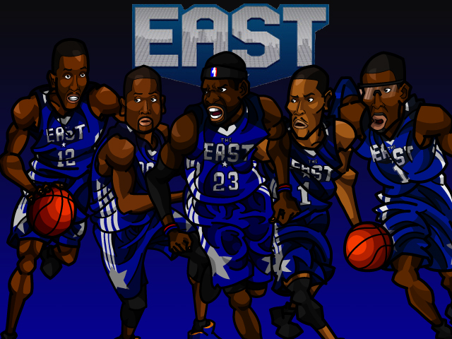NBA AS 2011 EAST