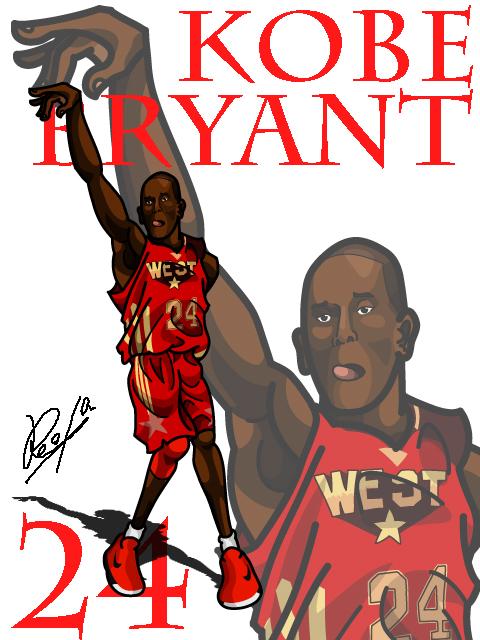 Kobe Bryant #3 AS