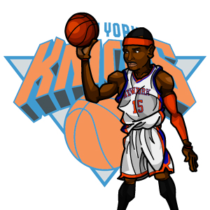 Carmelo Anthony #12