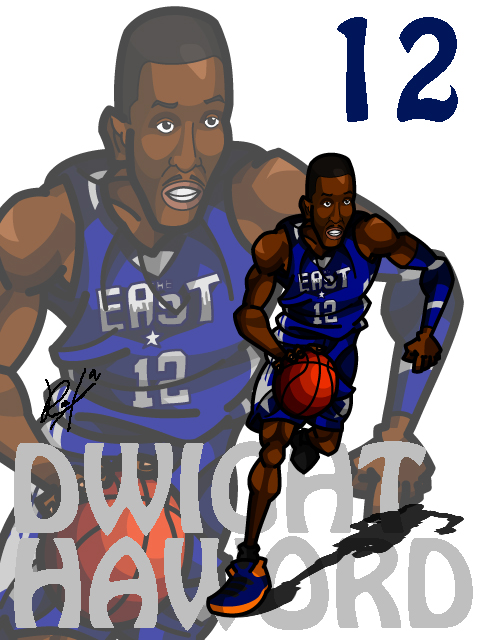 Dwight Howard #2 AS