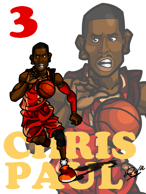 Chris Paul #2 AS