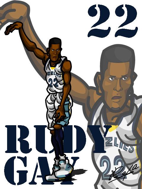 Rudy Gay Home