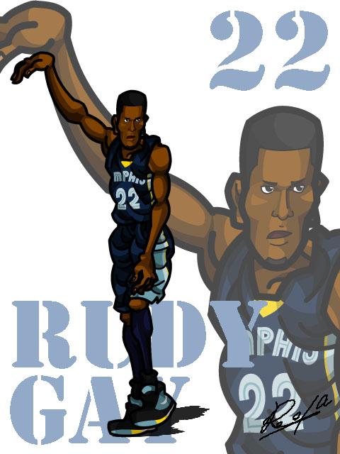 Rudy Gay Away