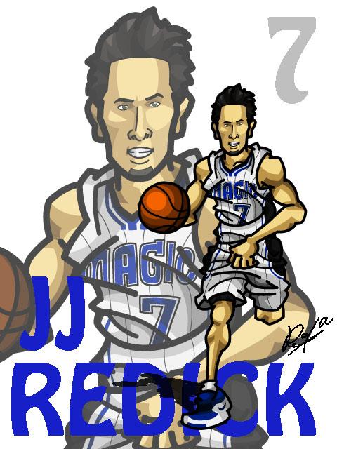JJ Redick  Home