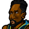 Wilson Chandler #2 Face