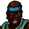 Al Harrington Face