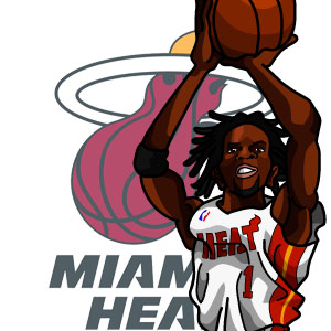 Chris Bosh Blog #1