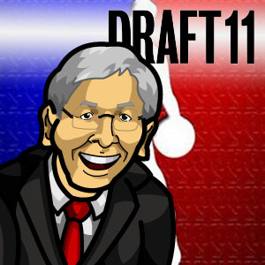 NBA Draft Logo #1
