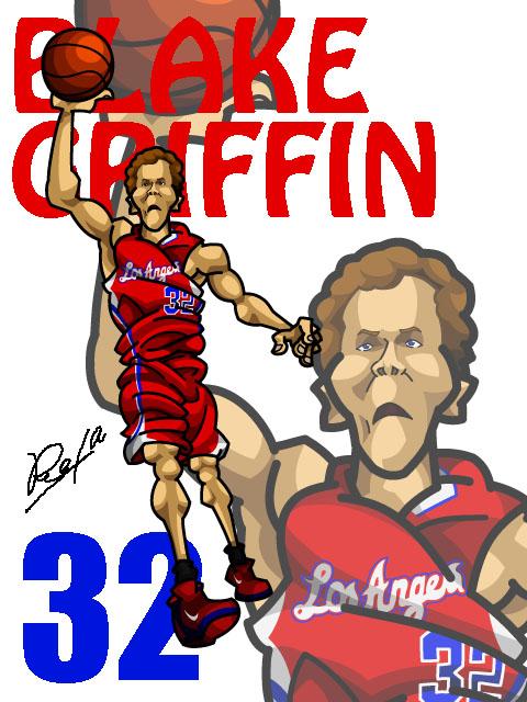 Blake Griffin #2 Away