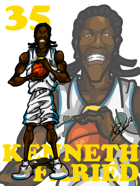 Kenneth Faried Home