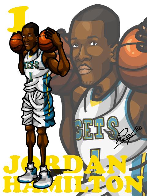 Jordan Hamilton Home