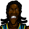 Kenneth Faried Face
