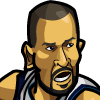 Jason Kidd #1 Face