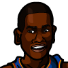 Kevin Durant #2 Face