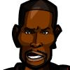 Chris Bosh #3 Face