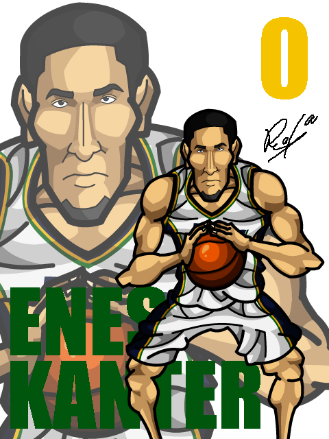 Enes Kanter Home