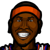 Carmelo Anthony #5 Face