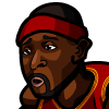 Mo Williams #1 Face